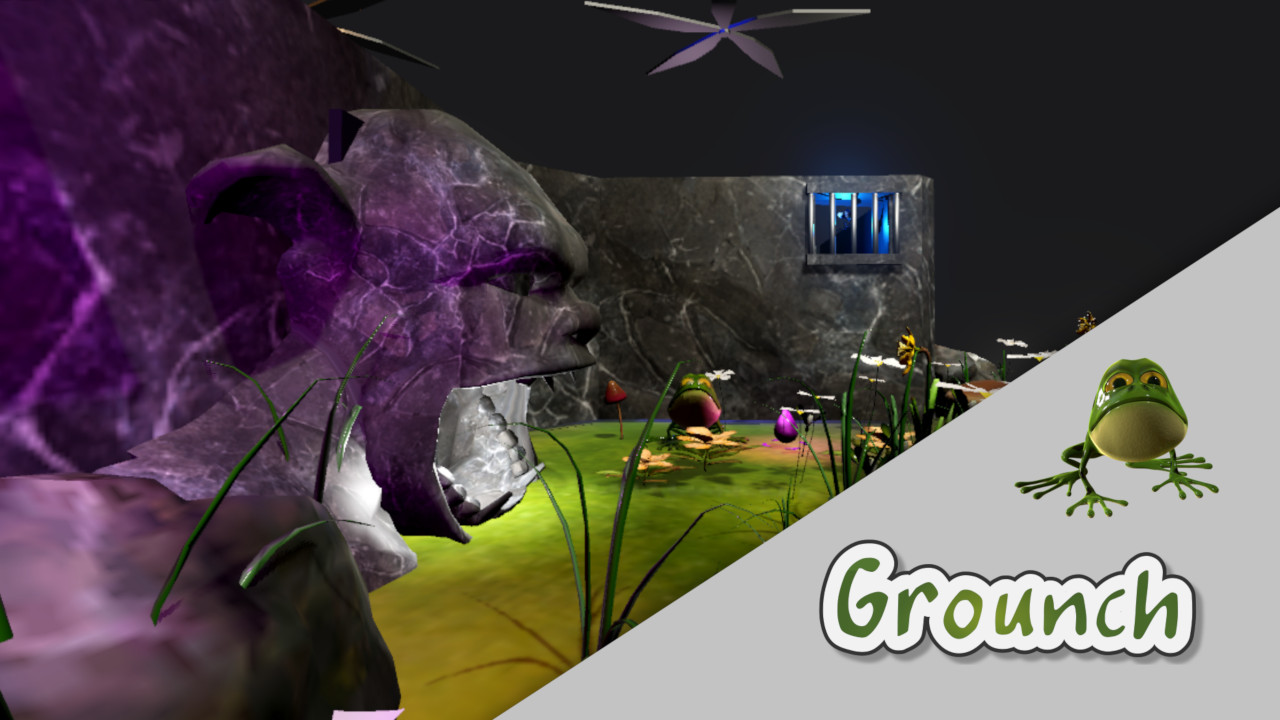 Grounch Game (Linux and Windows)